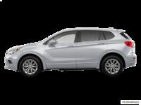 2018 Buick Envision Essence | Photo 1 | Galaxy Silver Metallic