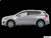 2018 Buick Envision Premium II | Photo 1 | Galaxy Silver Metallic