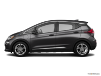 2018 Chevrolet Bolt Ev LT | Photo 1 | Nightfall Grey Metallic