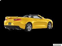 2018 Chevrolet Camaro convertible 1LS | Photo 2 | Bright Yellow