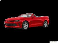 2018 Chevrolet Camaro convertible 1LS | Photo 3 | Red Hot