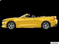 2018 Chevrolet Camaro convertible 2LT   Photo 1   Bright Yellow