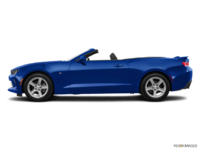 2018 Chevrolet Camaro convertible 2LT   Photo 1   Hyper Blue Metallic