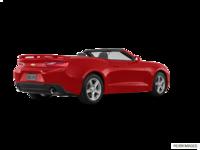 2018 Chevrolet Camaro convertible 2LT   Photo 2   Garnet Red Tintcoat