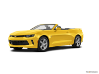 2018 Chevrolet Camaro convertible 2LT   Photo 3   Bright Yellow