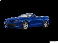 2018 Chevrolet Camaro convertible 2LT   Photo 3   Hyper Blue Metallic