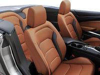2018 Chevrolet Camaro convertible 2LT   Photo 1   Kalahari Leather (HOI-A50)