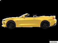 2018 Chevrolet Camaro convertible 2SS | Photo 1 | Bright Yellow