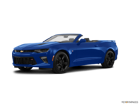 2018 Chevrolet Camaro convertible 2SS | Photo 3 | Hyper Blue Metallic