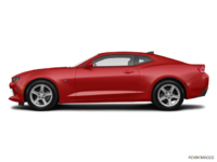 2018 Chevrolet Camaro coupe 1LT | Photo 1 | Garnet Red Tintcoat