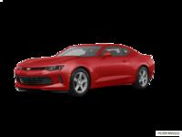 2018 Chevrolet Camaro coupe 1LT | Photo 3 | Garnet Red Tintcoat