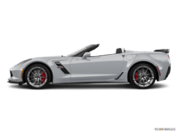 2018 Chevrolet Corvette Convertible Grand Sport 1LT | Photo 1 | Blade Silver Metallic