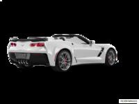 2018 Chevrolet Corvette Convertible Grand Sport 2LT | Photo 2 | Arctic White