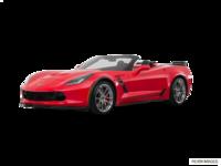 2018 Chevrolet Corvette Convertible Grand Sport 2LT | Photo 3 | Torch Red