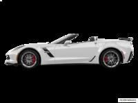 2018 Chevrolet Corvette Convertible Grand Sport 3LT   Photo 1   Arctic White