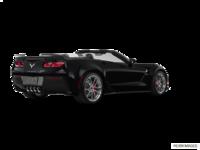 2018 Chevrolet Corvette Convertible Grand Sport 3LT   Photo 2   Black