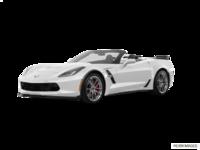 2018 Chevrolet Corvette Convertible Grand Sport 3LT   Photo 3   Arctic White