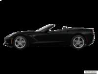 2018 Chevrolet Corvette Convertible Stingray 1LT | Photo 1 | Black