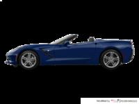 2018 Chevrolet Corvette Convertible Stingray 1LT | Photo 1 | Admiral Blue Metallic