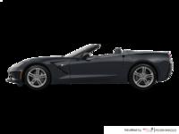 2018 Chevrolet Corvette Convertible Stingray 1LT | Photo 1 | Watkins Glen Grey Metallic