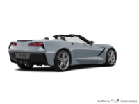 2018 Chevrolet Corvette Convertible Stingray 1LT | Photo 2 | Ceramic Matrix Grey Metallic