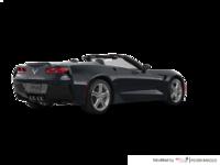 2018 Chevrolet Corvette Convertible Stingray 1LT | Photo 2 | Watkins Glen Grey Metallic