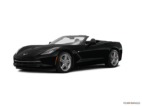2018 Chevrolet Corvette Convertible Stingray 1LT | Photo 3 | Black