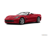 2018 Chevrolet Corvette Convertible Stingray 1LT | Photo 3 | Long Beach Red Metallic Tintcoat