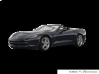 2018 Chevrolet Corvette Convertible Stingray 1LT | Photo 3 | Watkins Glen Grey Metallic