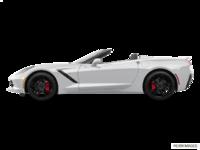 2018 Chevrolet Corvette Convertible Stingray 2LT | Photo 1 | Arctic White