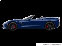 2018 Chevrolet Corvette Convertible Stingray 2LT | Photo 1 | Admiral Blue Metallic