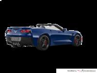 2018 Chevrolet Corvette Convertible Stingray 2LT | Photo 2 | Admiral Blue Metallic