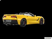 2018 Chevrolet Corvette Convertible Stingray 2LT | Photo 2 | Corvette Racing Yellow Tintcoat