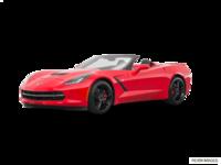 2018 Chevrolet Corvette Convertible Stingray 2LT | Photo 3 | Torch Red