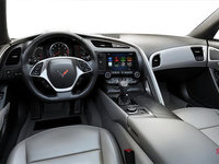 2018 Chevrolet Corvette Convertible Stingray 2LT | Photo 2 | Grey GT buckets Perforated Mulan leather seating surfaces (143-AQ9)