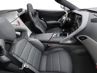 2018 Chevrolet Corvette Convertible Stingray 2LT | Photo 1 | Grey Competition Sport buckets Perforated Mulan leather seating surfaces (143-AE4)