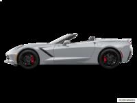 2018 Chevrolet Corvette Convertible Stingray Z51 1LT | Photo 1 | Blade Silver Metallic