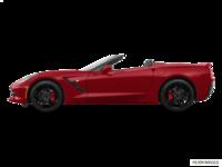 2018 Chevrolet Corvette Convertible Stingray Z51 1LT | Photo 1 | Long Beach Red Metallic Tintcoat