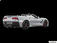 2018 Chevrolet Corvette Convertible Stingray Z51 1LT | Photo 2 | Blade Silver Metallic