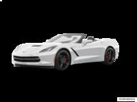 2018 Chevrolet Corvette Convertible Stingray Z51 1LT | Photo 3 | Arctic White