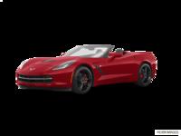 2018 Chevrolet Corvette Convertible Stingray Z51 1LT | Photo 3 | Long Beach Red Metallic Tintcoat