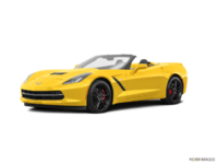2018 Chevrolet Corvette Convertible Stingray Z51 1LT | Photo 3 | Corvette Racing Yellow Tintcoat