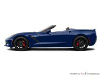 2018 Chevrolet Corvette Convertible Stingray Z51 3LT | Photo 1 | Admiral Blue Metallic