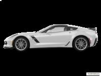 2018 Chevrolet Corvette Coupe Grand Sport 3LT | Photo 1 | Arctic White