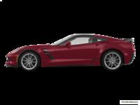 2018 Chevrolet Corvette Coupe Grand Sport 3LT | Photo 1 | Long Beach Red Metallic Tintcoat
