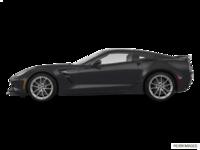 2018 Chevrolet Corvette Coupe Grand Sport 3LT | Photo 1 | Watkins Glen Grey Metallic