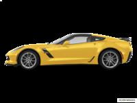 2018 Chevrolet Corvette Coupe Grand Sport 3LT | Photo 1 | Corvette Racing Yellow Tintcoat