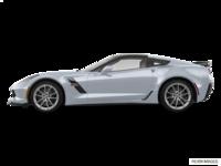 2018 Chevrolet Corvette Coupe Grand Sport 3LT | Photo 1 | Ceramic Matrix Grey Metallic