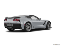 2018 Chevrolet Corvette Coupe Grand Sport 3LT | Photo 2 | Blade Silver Metallic
