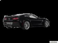 2018 Chevrolet Corvette Coupe Grand Sport 3LT | Photo 2 | Black